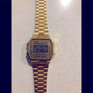 Casio Classic vintage watch